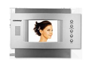 Видеодомофон COMMAX CDV 50 A Оборудование