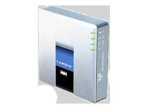 Cisco Linksys SPA3102 IP шлюз1 Оборудование