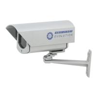 Germikom FX 600 EVOLUTION Цветные уличные камеры видеонаблюдения Germikom с варифокальным объективом