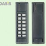 Jablotron JA 80H1 150x150 Клавиатуры управления для контрольных панелей Jablotron серии OASIS